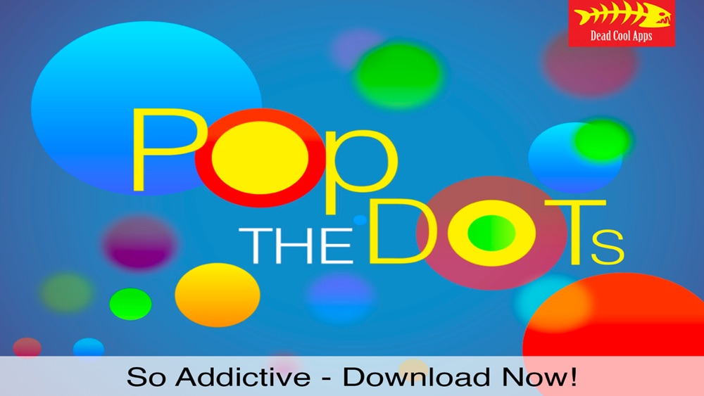 Pop The Dots Bubble Puzzle FREE : Chain Reaction Game – By Dead Cool Apps Cheat Codes