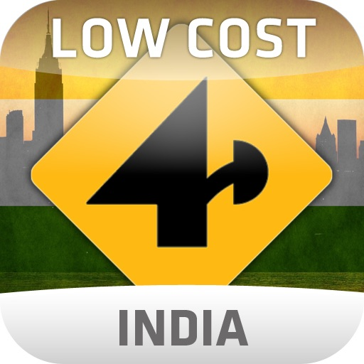 Nav4D India - LOW COST icon