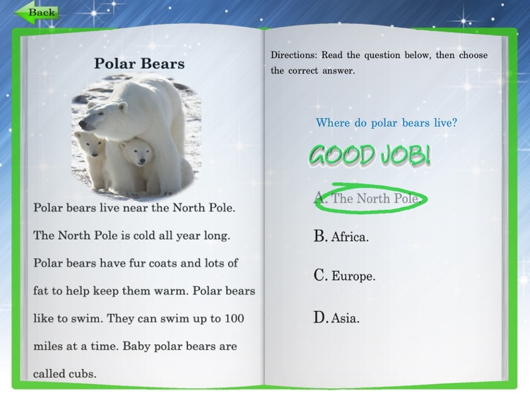 Kids Reading Comprehension 1 screenshot-3