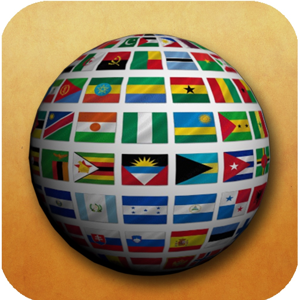 Country Flags of the World Quiz Free