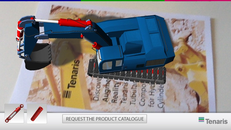 Tenaris for Earth Moving Machines