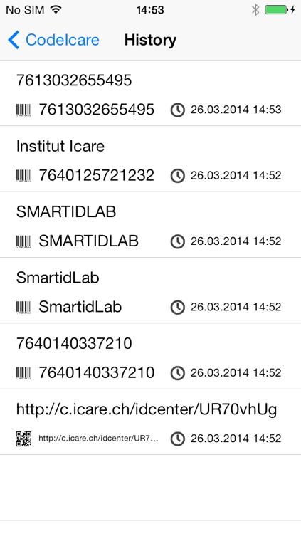 CodeIcare screenshot-3