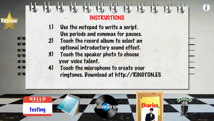 Ringtones Uncensored: Ringtone Robot screenshot-3