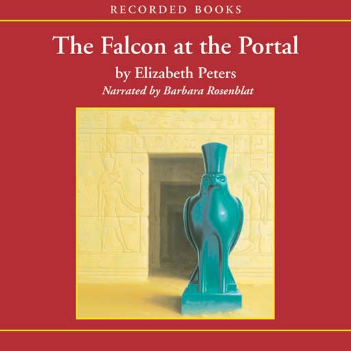 The Falcon at the Portal (Audiobook)