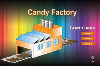CandyFactory Educational Game screenshot one
