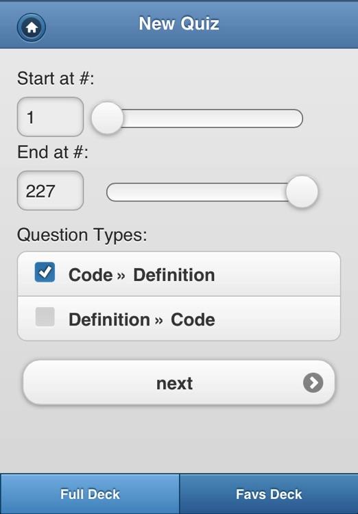 Sig Codes Quiz & Card screenshot-4