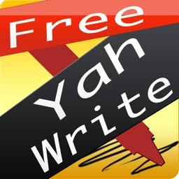Yah-Write, Learn To Write Light