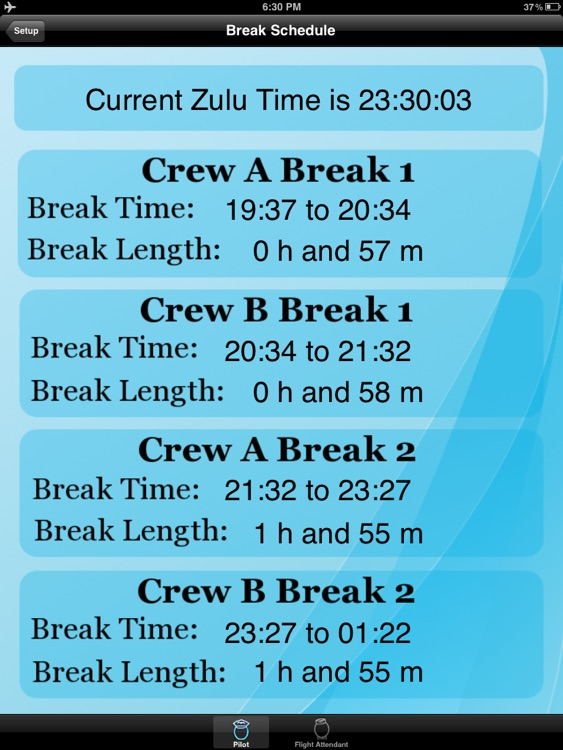 Crew Breaks HD screenshot-3