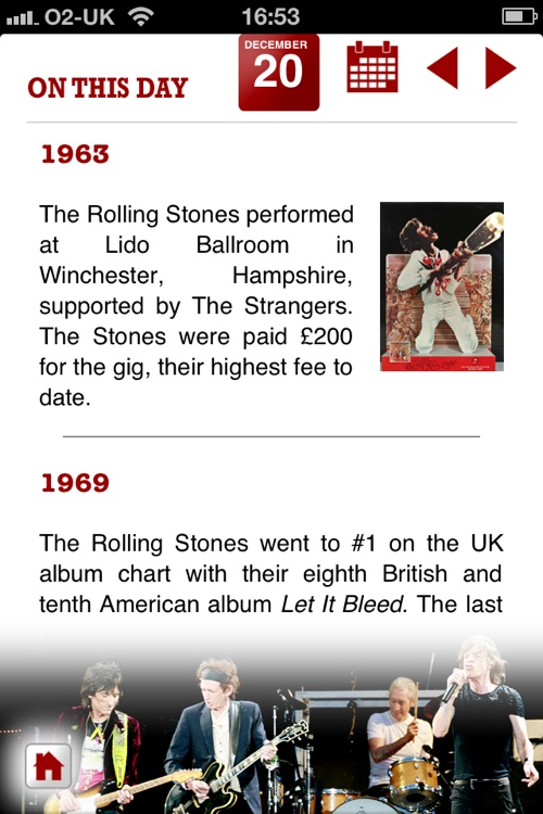 This Day In The Rolling Stones screenshot-3