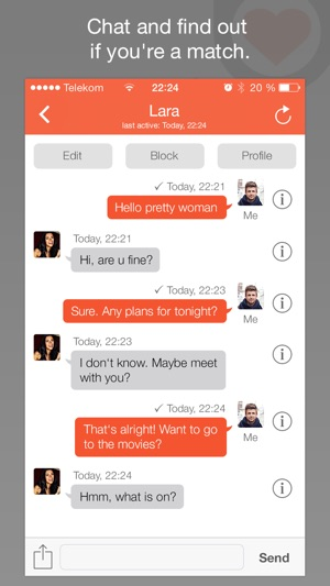 GetBuzz - The famous flirt and dating App for those looking for love or a  nice chat on the App Store