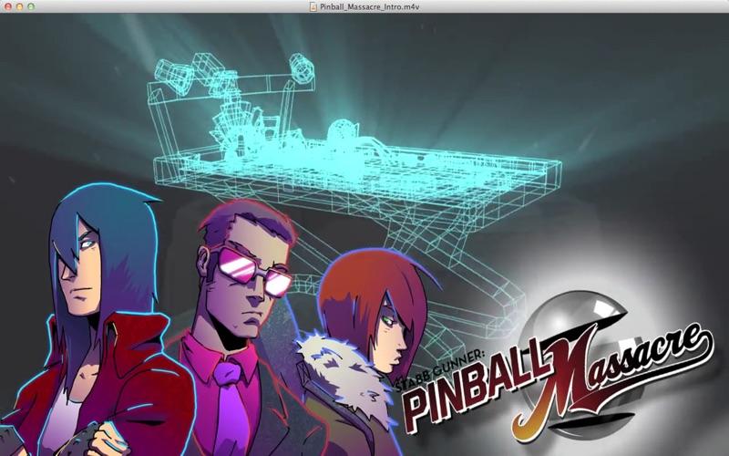 Pinball Massacre Lite Screenshot