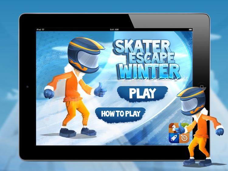 Skater Skape Winter