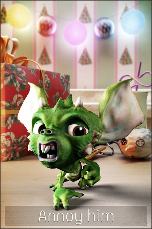 Talking Gremlin: Christmas Special screenshot-1