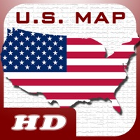 Codes for U.S. Map Hack
