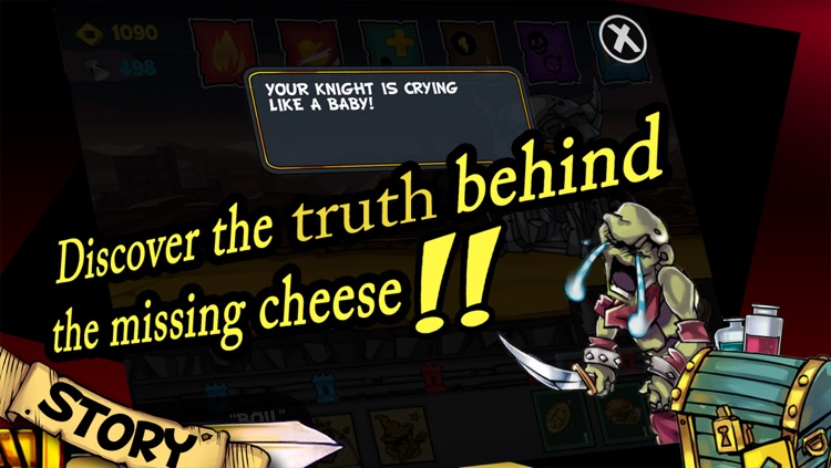 Wrath Of Cheese Prelude (Lite) screenshot-3