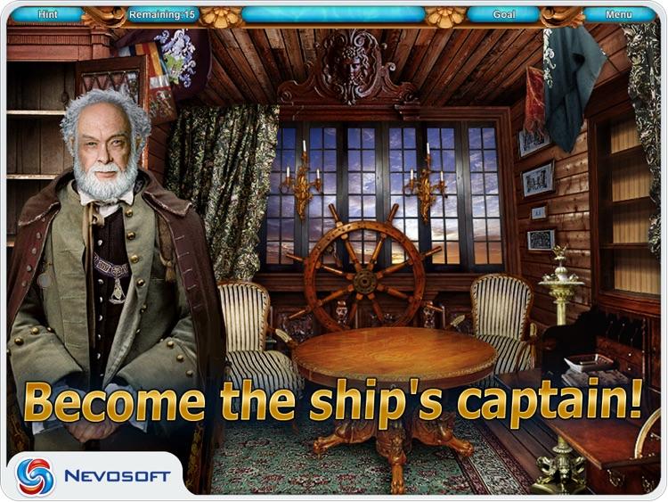 Pirate Adventures 2 HD Lite: hidden object treasure hunt