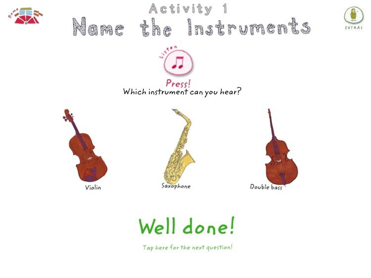 My First Orchestra App HD screenshot-4