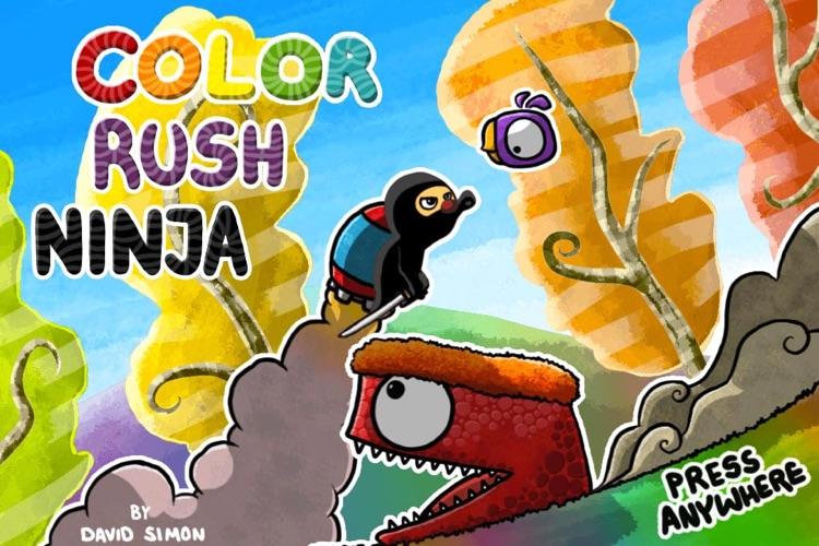 Color Rush Ninja