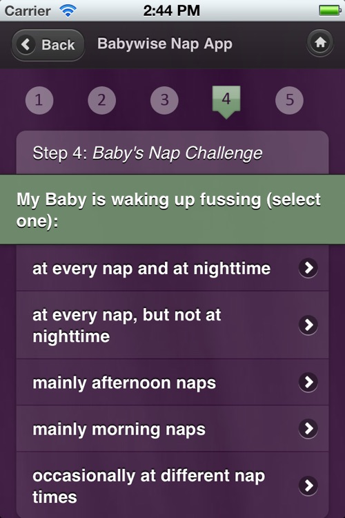 Babywise Nap App screenshot-2
