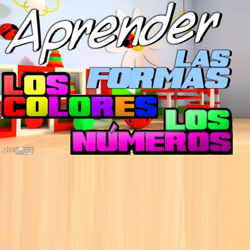 Learn Colors, Numbers, and Shapes for Toddlers (espanol) 3-in-1