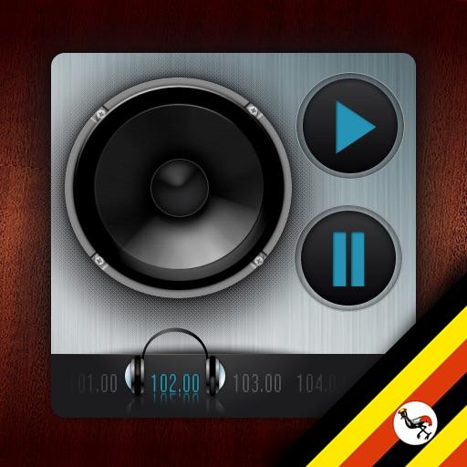 WR Uganda Radios icon
