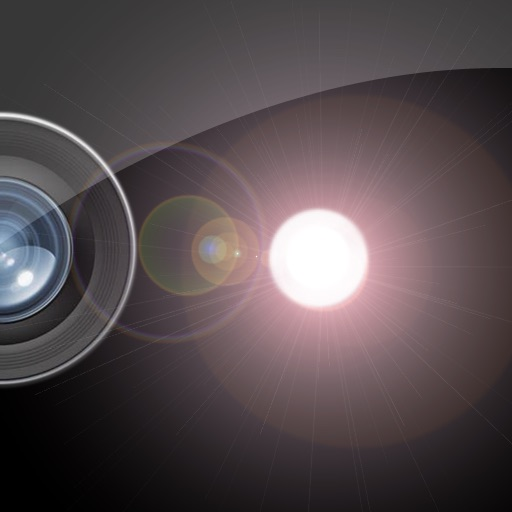 FlashLight - for iPhone4 LED Flashlight