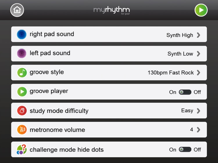MyRhythm screenshot-2