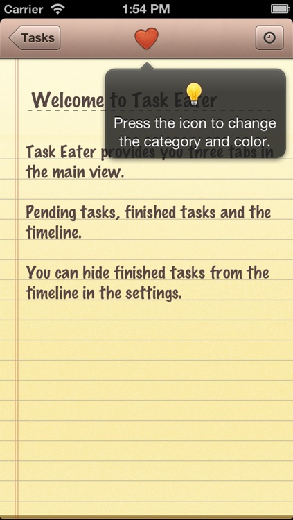 Task Eater - Simple ToDo Management