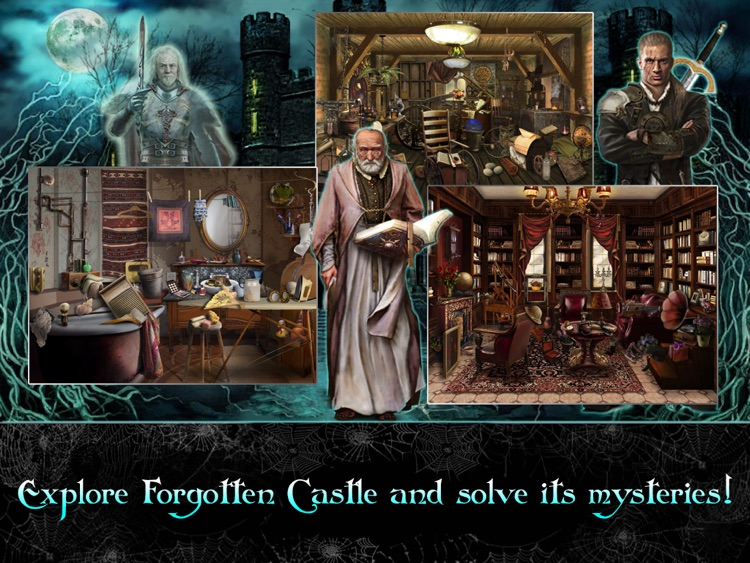 Forgotten Castle screenshot-2