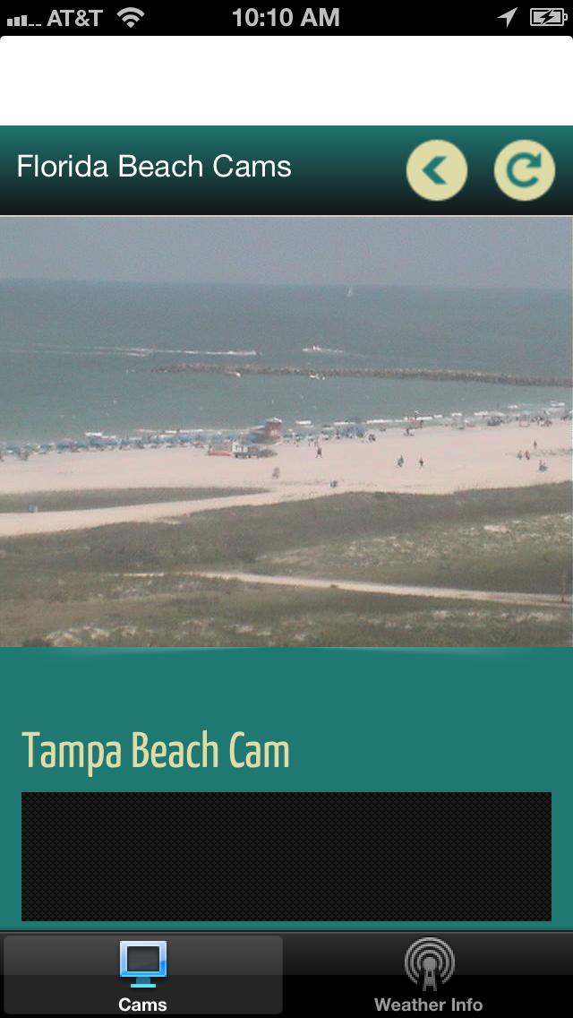 Florida Beach Cams screenshot three