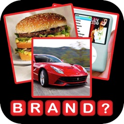 Find the Brand? 4 Pics Word Game