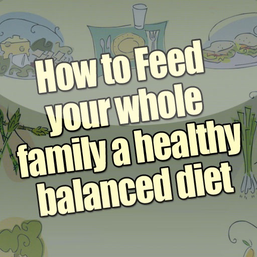 How to feed your family