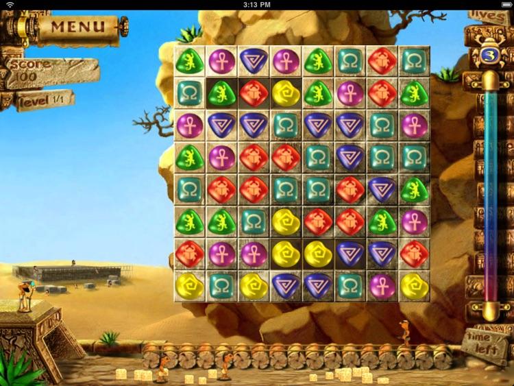 7 Wonders HD screenshot-3