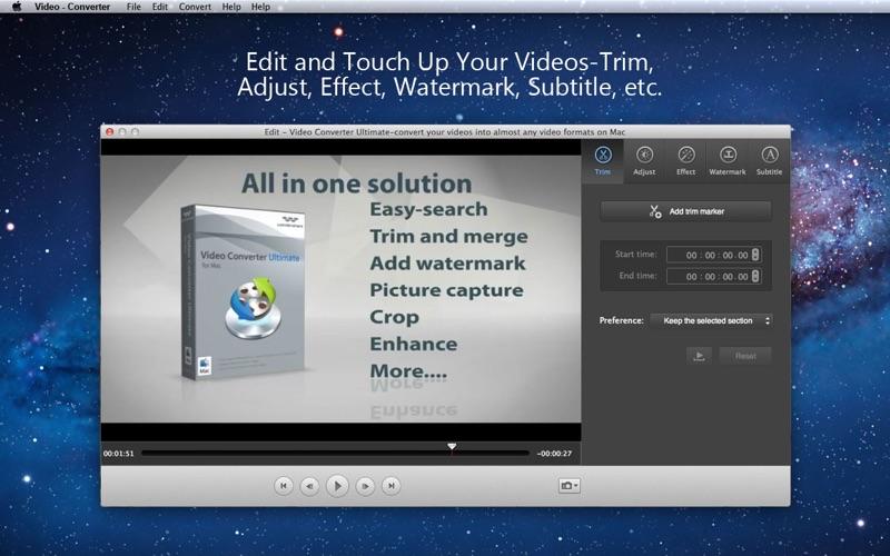 Video-Converter скриншот программы 3