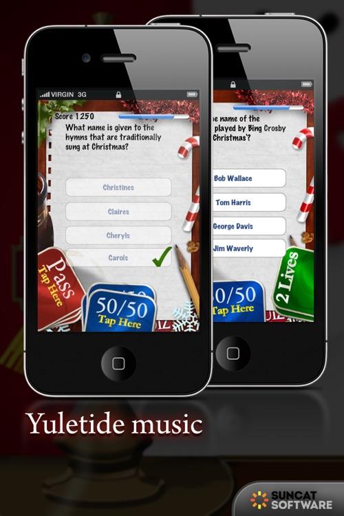 iPUBQUIZ - Christmas time Quiz screenshot-4