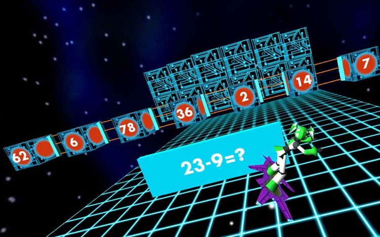 Arithmemouse Addition Subtraction Game screenshot-3