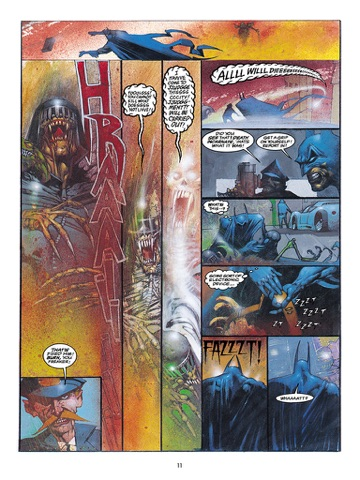 The Batman Judge Dredd Collection by John Wagner a43f7cb0c37