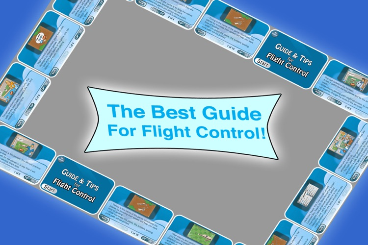 Tips&Guide for Flight Control