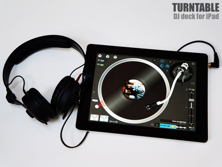Turntable DJ Deck screenshot-4