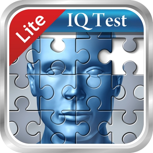 Intelligence Series : IQ Test Lite icon