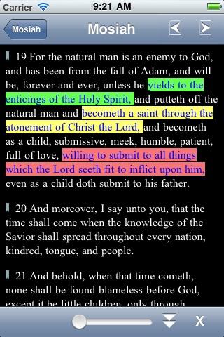 LDS Scriptures + screenshot-4