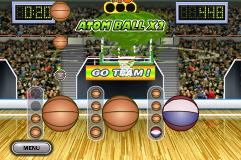 Hoops Madness Lite screenshot-1