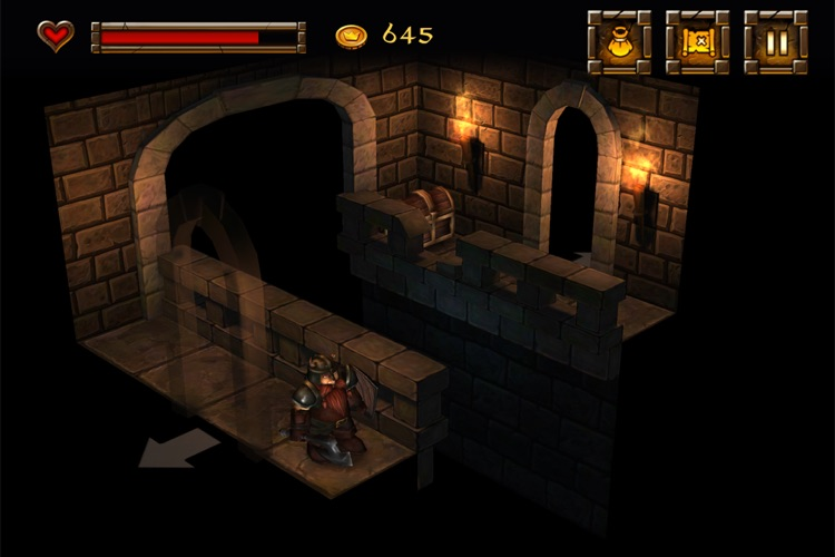 Dwarf Quest screenshot-3