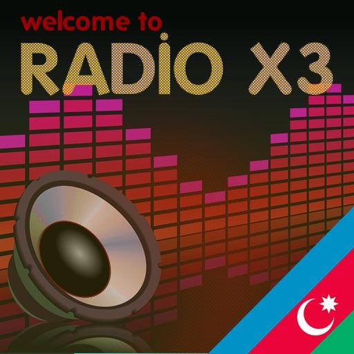 Radios Azərbaycan - X3 Azerbaijan Radio