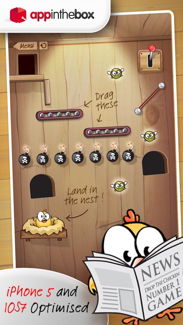 Drop The Chicken – Bien au chaud dans son nid-capture-4