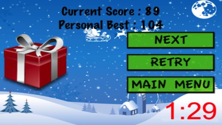 Santa Claus Unlocking Christmas Gifts screenshot-3