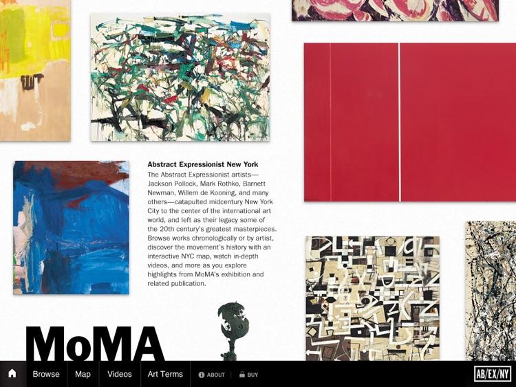 MoMA AB EX NY