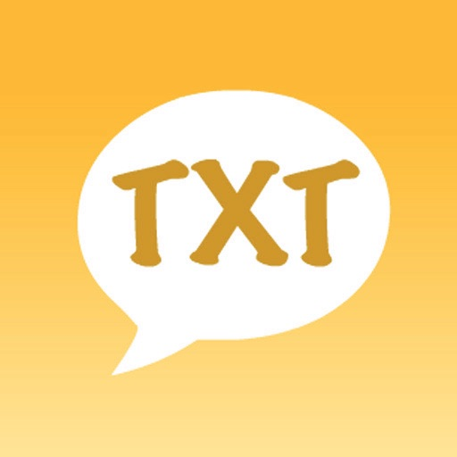iTxt Gold, free texting on iPod Touch/iPhone - txt via email  - Now with photo texting icon