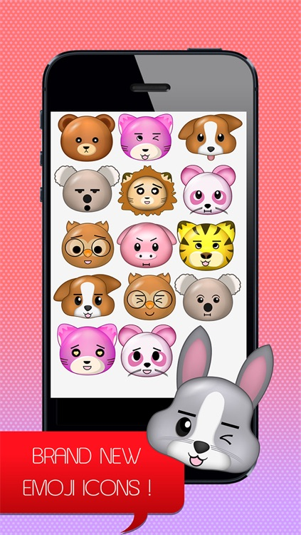BigMojis - Very Large Emoji Stickers screenshot-4