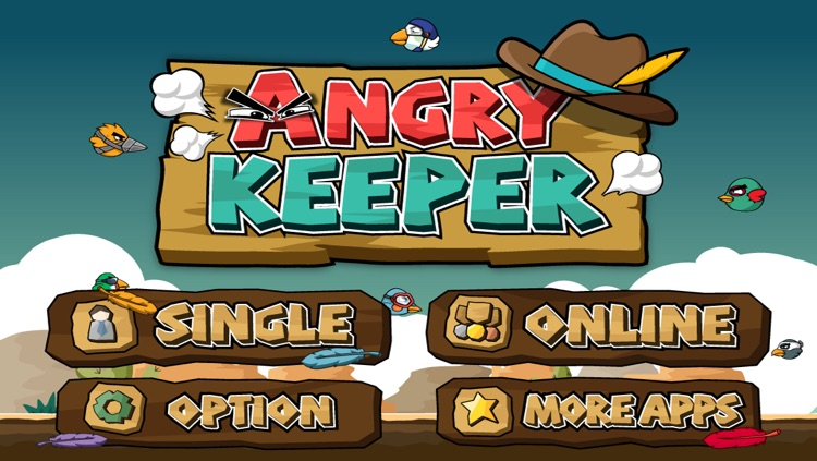 Angry Keeper : Shooting game screenshot-3